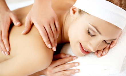 $115 for a Rest and Renewal Spa Package and an Organic Scrub Pedicure at The Woodhouse Day Spa ($205 Value)