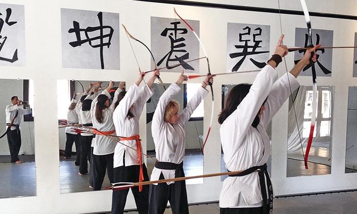 PaKua Martial Arts & Yoga Studio - PaKua Martial Arts & Yoga Studio: Martial Arts and Yoga Classes at PaKua Orange Martial Arts & Yoga Studio (Up to 92% Off). 3 Options Available.