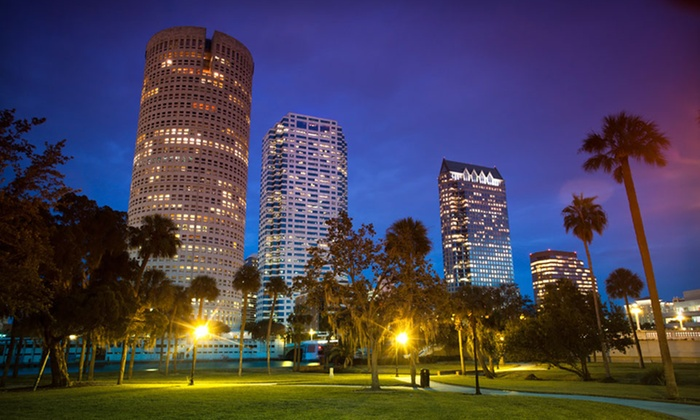 3.5-Star Mystery Hotel - Tampa Bay Area: Stay at 3.5-Star Mystery Hotel in Tampa