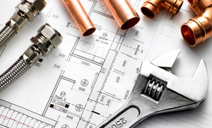 Water Works Plumbing: $59 for a Toilet Tune-Up and Home Plumbing Inspection at Water Works Plumbing ($145 Value)