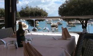 La Cambusa (Santa Margherita Ligure): Menu à la carte con vino da La Cambusa sul lungomare di Santa Margherita Ligure (sconto fino a 63%)