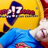 Up to 60%Off Six Indoor Playground Visits at Jump!Zone