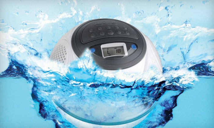 Ion Water Rocker for iPod/iPhone: $79 for an Ion Audio Water Rocker Waterproof Floating Speaker System for iPhone/iPod ($99.99 Value). Shipping Included.