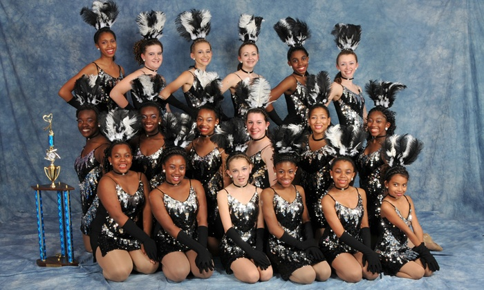 Miss Chianti's Dance School Of Maryland - Gaithersburg: Four Weeks of Unlimited Dance Classes at Miss Chianti's Dance School of Maryland (65% Off)