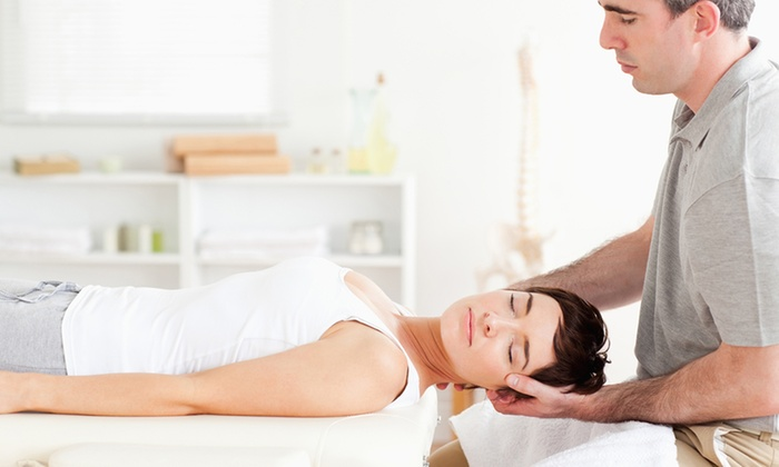 Geist Integrated Health - Geist Integrated Health: Chiropractic Visit with Exam, X-rays,and One or Three 60-Minute Massages at Integrated Health (Up to 88% Off)