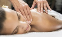 30- or 60-Minute Full-Body Massage at Evolve Hair and Beauty Salon (Up to 52% Off)