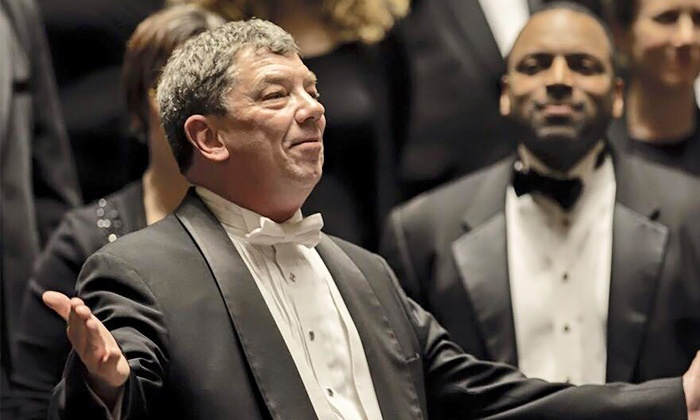 Home Concert of the Festival Singers - Grace and Holy Trinity Cathedral: Home Concert of the Festival Singers at Grace and Holy Trinity Cathedral on Friday, May 1 (Up to 50% Off)
