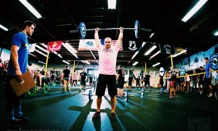 Yellow Dog Crossfit - Laguna Hills: Four Weeks of Fitness and Conditioning Classes at Yellow Dog CrossFit (50% Off)