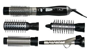 Hair straightener brush canada
