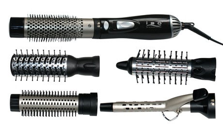 Proliss Air Styler 5-in-1 Hairstyling Tool with Brush, Straightener, and Dryer Attachments 7aa958ee-96fc-11e6-8d60-00259069d7cc