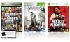 3-Game Greatest Hits Bundle for Xbox 360: 3-Game Greatest Hits Bundle for Xbox 360 (Pre-Owned). Free Returns.