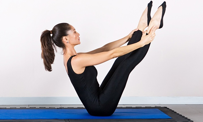 The Pilates Room - Multiple Locations: Up to 59% Off Pilates Classes from The Pilates Room. Two Options Available.