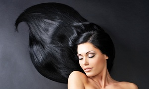 Aqua Salon: Women's Haircut with a Conditioning Treatment or Single-Color Process and Gloss at Aqua Salon (Up to 56% Off)