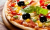 Pizza bij Vesuvio