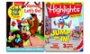 Highlights Magazine: Highlights, High Five, High Five Bilingue, or Hello Magazine Subscription (1-Year, 12-Issues, Up to 25% Off)