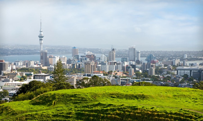 Tour of New Zealand and Fiji - New Zealand and Fiji: 11-Day New Zealand and Fiji Vacation with Airfare, Rental Car, and Accommodations from Pacific Holidays