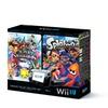Wii U Console with Super Smash Bros. and Splatoon