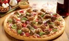 Boston's Restaurant & Sports Bar - Robertson: $15 for $30 Worth of Pizza and Pub Fare at Boston's in Manchester