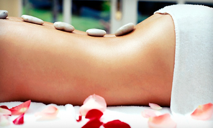 Truth Beauty & Wellness Spa - Birmingham: Hot-Stone Mani-Pedi or Massage at Truth Beauty & Wellness Spa (Up to 54% Off)