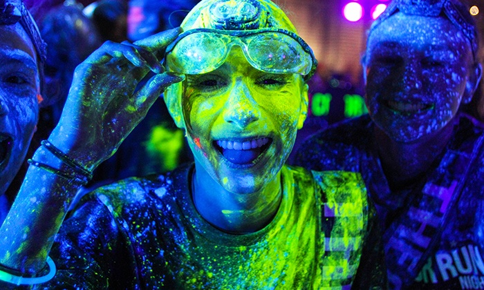 The Color Run Night Milwaukee - Miller Park: The Color Run Night Milwaukee on Saturday, September 12, at 7:30 p.m.