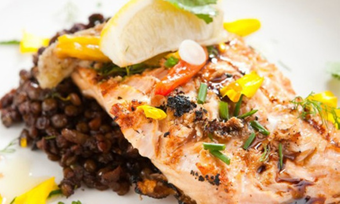 Il Tesoro Ristorante - Upper East Side: $20 for $40 Worth of Upscale Italian Cuisine for Lunch or $40 for $80 Worth of Italian Cuisine at IL Tesoro Ristorante
