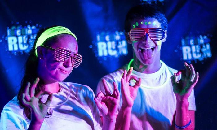 Epic Glow Run - San Bernardino County Fair & Events center: $20 for a VIP Entry to the Epic Glow Run 5K on October 8 ($40 Value)