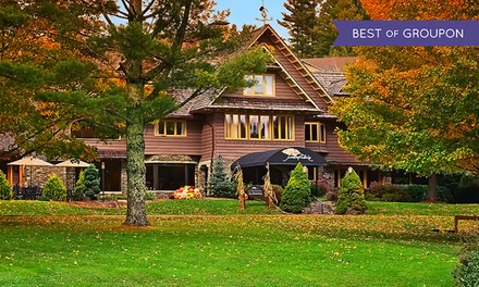 Stay with Daily Breakfast at Chetola Mountain Resort in Blowing Rock, NC. Dates into June.