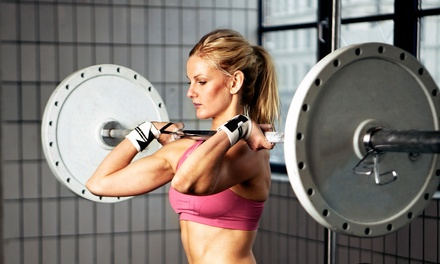 Month of Unlimited Women's or Coed CrossFit Classes or 10 Drop-In Classes at The Auburndale Gym (Up to 72% Off)