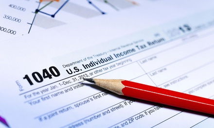 $22 for $55 Toward Income Tax Preparation by Accounting & Tax Services