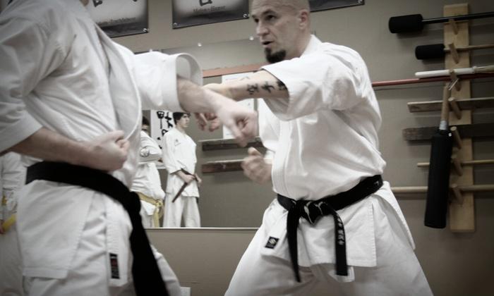 Unity Karate & Holistic Arts - West Side: Four Weeks of Unlimited Karate Classes at Unity Karate & Holistic Arts (45% Off)