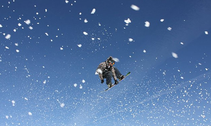 Snowbomb Ski and Snowboard Festival - Cal Expo Center: Admission and Free Lift tickets for One, Two, Four or Six to Ski Snowboard Fest on Nov 14 or 15 (Up to 55% Off)