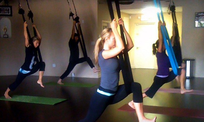 Revive Fitness & Lifestyle Management - Ormond Beach: Aerial Yoga and Pilates or Boot-Camp Package at Revive Fitness & Lifestyle Management in Ormond Beach (Up to 79% Off)