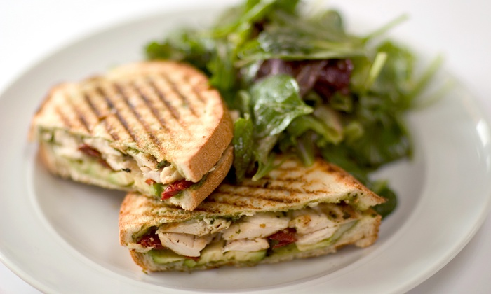 Ge Pa De Caffe - The Loop: $11 for Two Groupons, Each Good for $10 Worth of Italian Food at Ge Pa De Caffe ($20 Value)