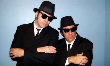 Hats & Shades, a Blues Brothers Tribute Show on November 16 at 7 p.m. (Up to 56% Off)