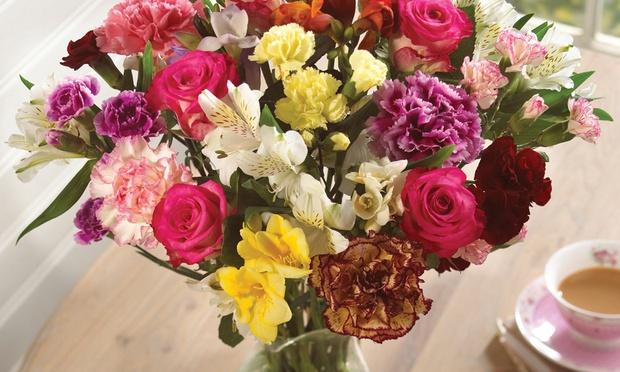 Florist s choice bouquets groupon goods