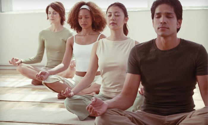 Salon Asa - Picadome: 6, 12, or 18 Yoga Classes at Salon Asa (Up to 55% Off)