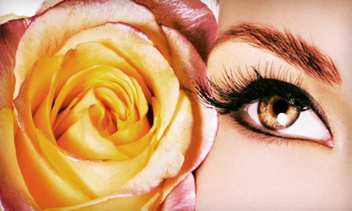 EPO Beauty - Cary: Full Set of Eyelash Extensions with Option for Touchup Appointment at EPO Beauty (Up to 60% Off)
