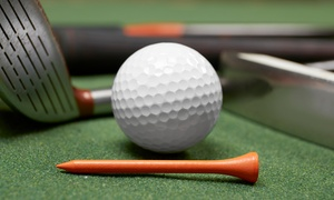 Affordable Indoor Golf: Up to Five One-Hour Indoor PGA Golf Lessons for One or Two at Affordable Golf, Two Locations (Up to 80% Off)