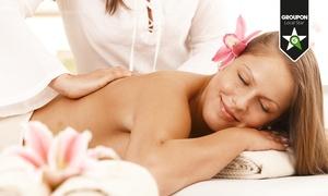 LINEA E BENESSERE: 3 massaggi a scelta fino a 60 minuti abbinati a scrub corpo (sconto fino a 81%)