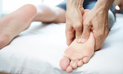 image for One or Three 70-Minute Reflexology Treatments at Foot Palace (Up to 53% Off)