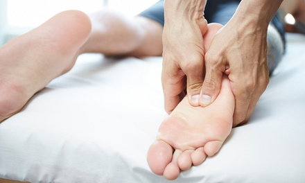 30 or 60-Minute Reflexology Sessions at Healthy Massage (Up to 36% Off)