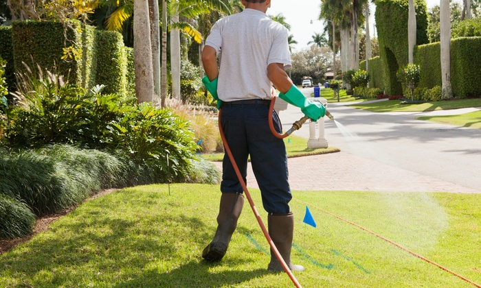 On the Spot of New England - Providence: $27 for 1/4 Acre Mosquito & Tick Barrier Treatment at On the Spot of New England