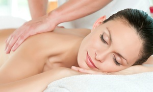 Perfect Ten Studio: One, Three, or Five 60-Minute Deep-Tissue Massages with Foot Scrubs at Perfect Ten Studio (Up to 53% Off)