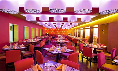 image for Indo-Asian Fusion Cuisine or Catering from Mint Restaurant & Lounge (48% Off). Three Options Available.