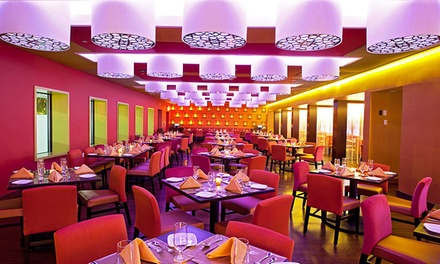 Indo-Asian Fusion Cuisine or Catering from Mint Restaurant & Lounge (50% Off). Three Options Available.