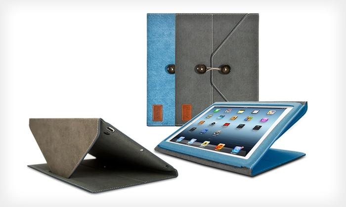 iLuv Denim iPad Portfolio Jacket or Case: $6.99 for iLuv iPad Dungarees Portfolio Jacket or Great Jeans Portfolio Case (Up to $59.99 List Price). Multiple Colors.