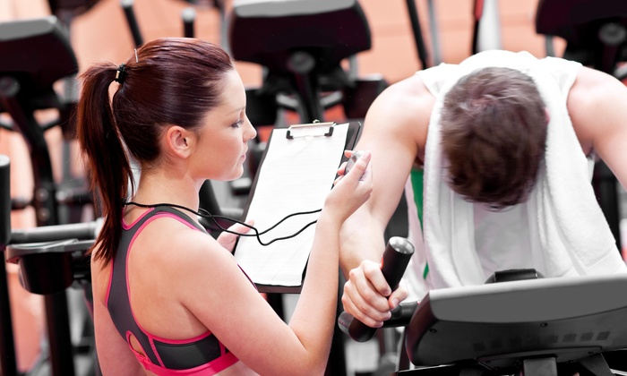 Champion Personal Training - Salt Lake City: Four-Week Diet and Exercise Program at Champion Personal Training (65% Off)