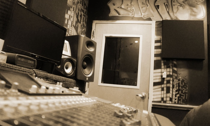 Relentless Multimedia - Wilshire Estates/Savannah Mall: Two Hours of Recording-Studio Time from Relentless Multimedia (43% Off)