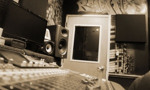 Relentless Multimedia: Two Hours of Recording-Studio Time from Relentless Multimedia (43% Off)