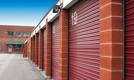 Three Months of Storage in a 5'x10' or 5'x5' Storage Unit at Baker Fairview Self Storage (Up to 70% Off)